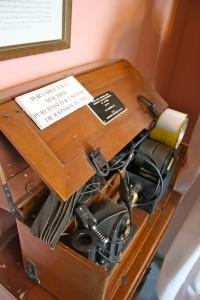 1945 E.K.G machine