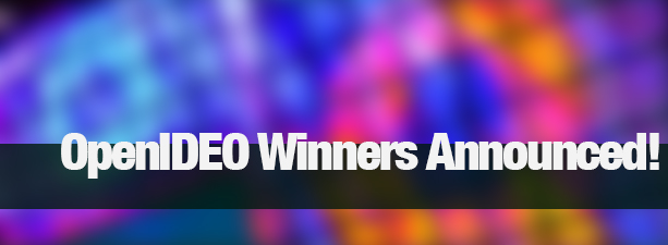 OpenIDEO-Winners