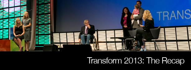 Transform2013Recap
