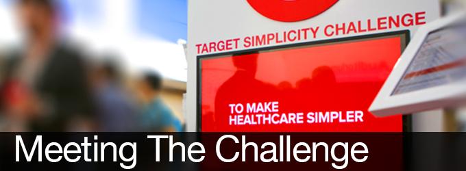 Target Simplicity Challenge