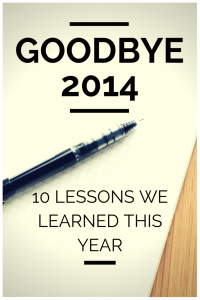 Lessons Learned Pinterest Image