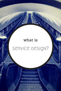 What is Service Design