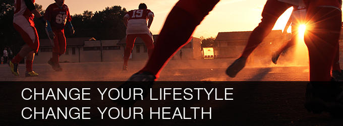 Change your lifestyle, change your health
