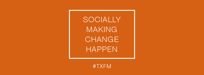 Socially making change happen