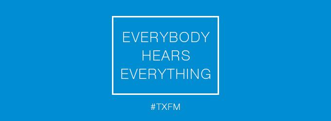 Everybody Hears Everything