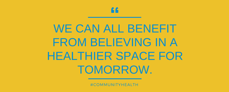 Community Health and Healthier Spaces - Mayo Center for Innovation Healthcare Design