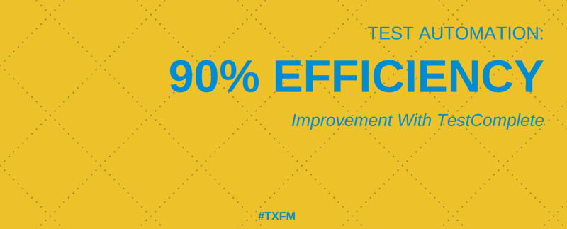 TestComplete Improves Test Automation Efficiency - Mayo Center for Innovation - Healthcare Design