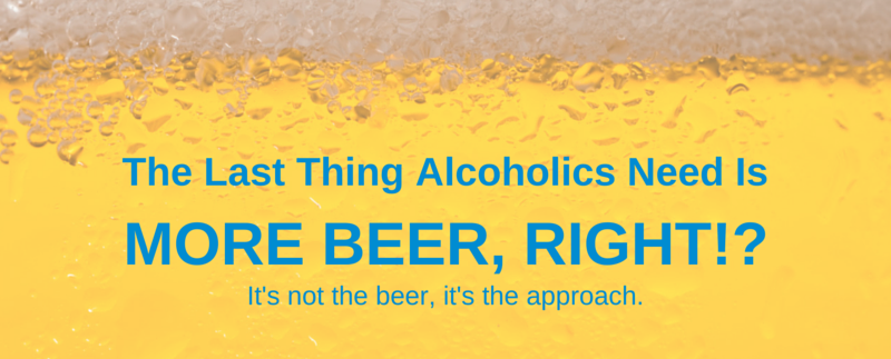 Treating Alcoholism with Beer As An Approach - Mayo Center for Innovation