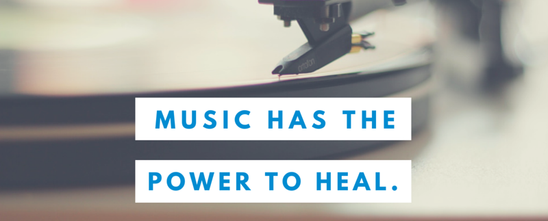 Music Has The Power To Heal - Mayo Centre for Innovation - Healthcare Design