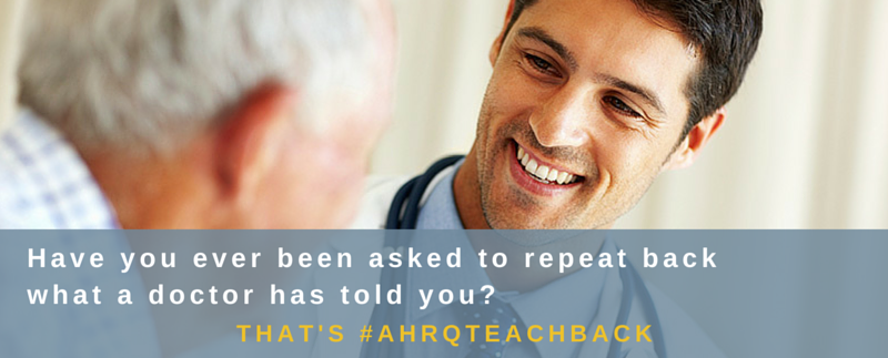 AHRQ Teach Back - Mayo Center For Innovation - healthcare design