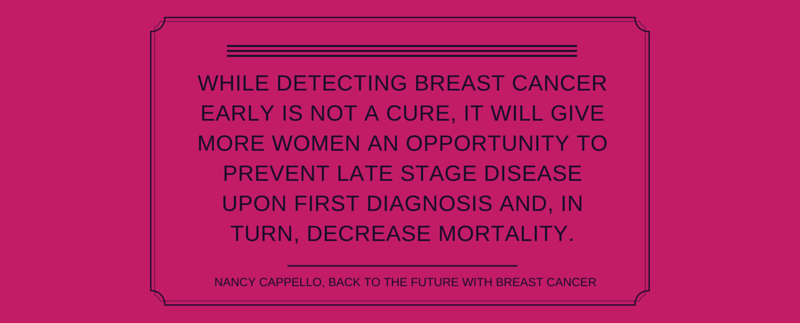 Breast Density & Early Detection of Breast Cancer - Mayo Center of Innovation