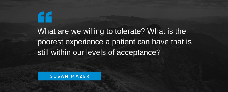 Healthcare Tolerance, Patient Experience - Mayo Center For Innovation, Healthcare Design