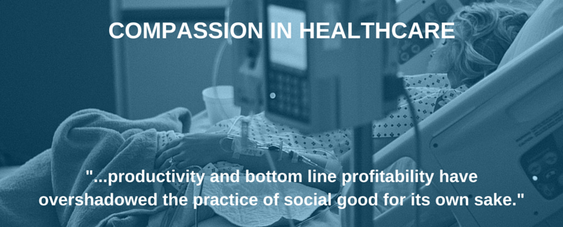 Compassion In Healthcare - Mayo Center For Innovation - Healthcare Design and Transformation