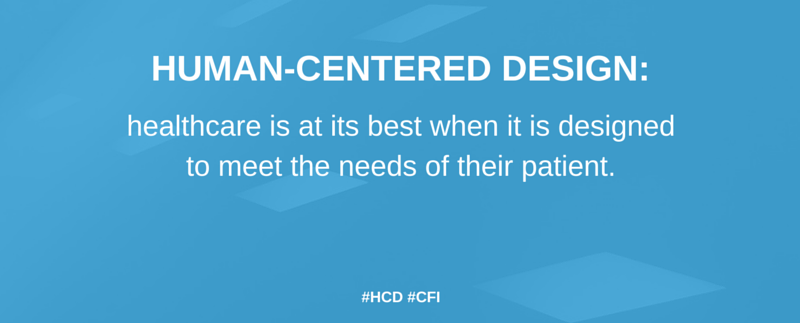 Human-Centered Design - Mayo Center for Innovation - Healthcare Design
