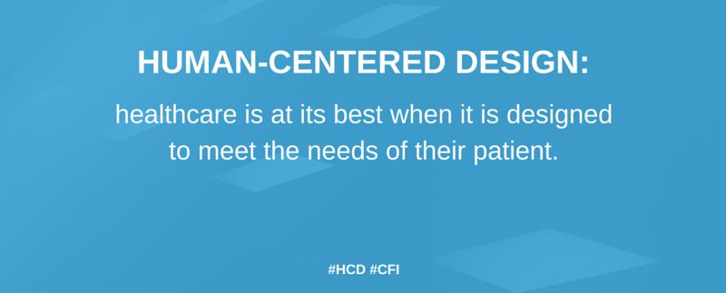 Human-Centered Design - Mayo Center for Innovation - Healthcare Design