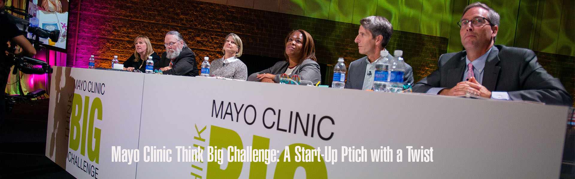 Mayo Clinic Think Big Challenge 2016