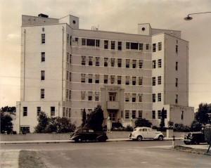 hospital OLD photo
