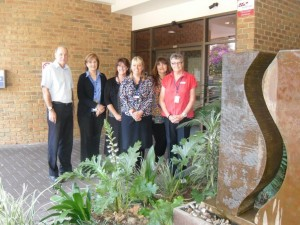 The community mental health team at the Adelaide Clinic
