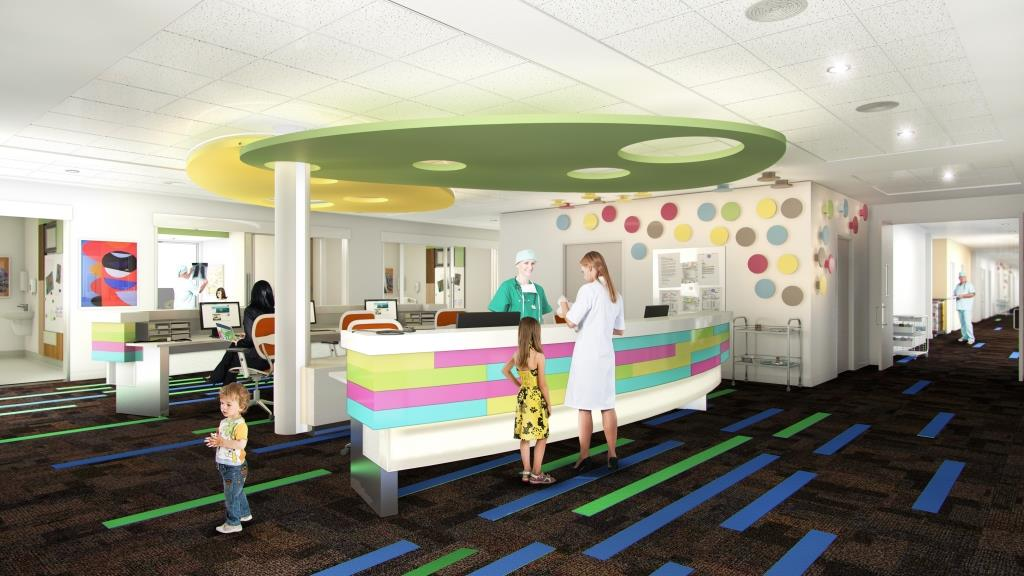 The colourful facility will increase the number of service options available to parents in the area