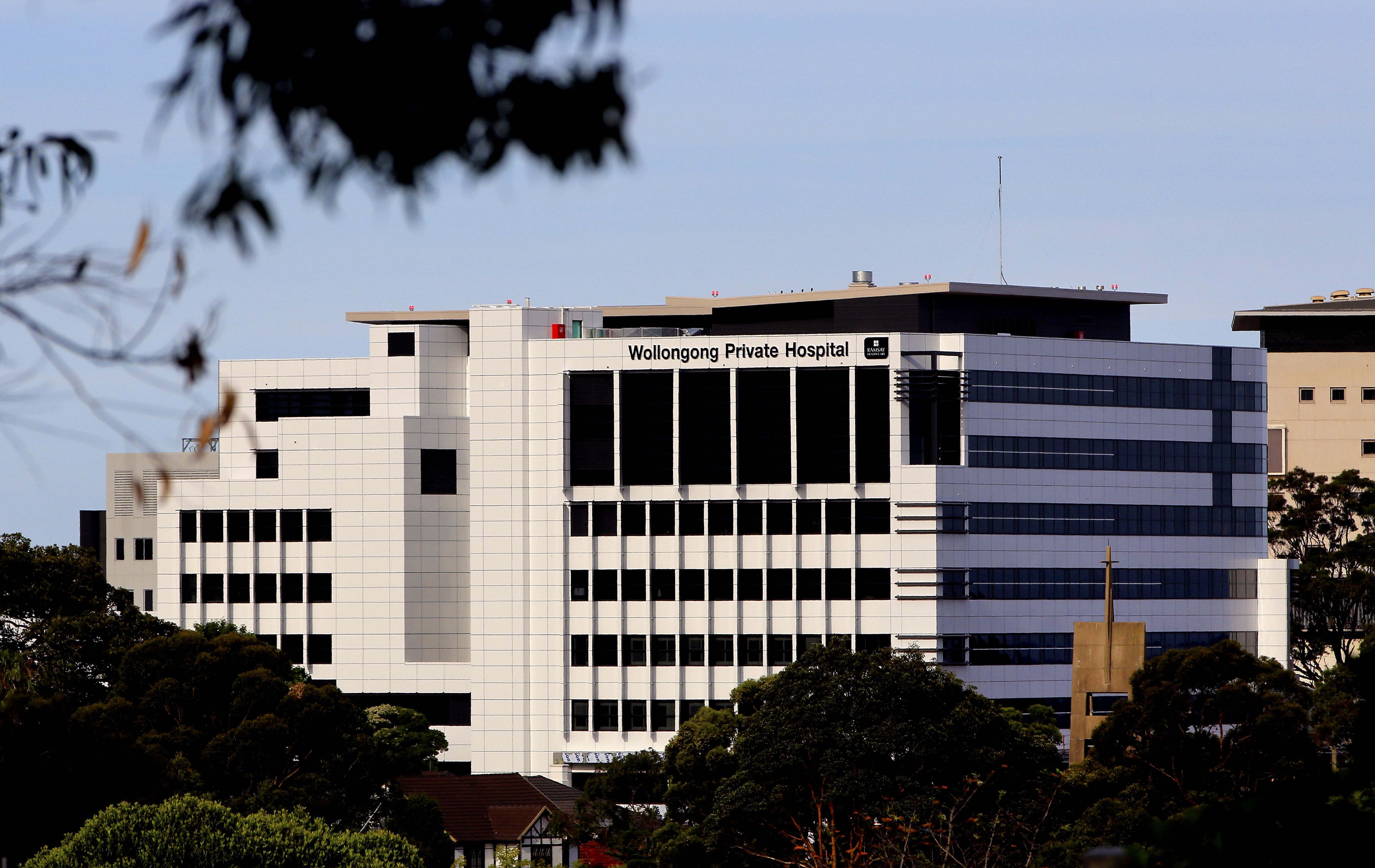 Wollongong Private Hospital a breath of fresh air for public