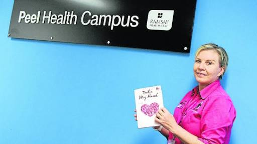 Peel Health Campus breast care nurse Donna Cook has been nominated for Excellence in Primary, Public and Community Care.