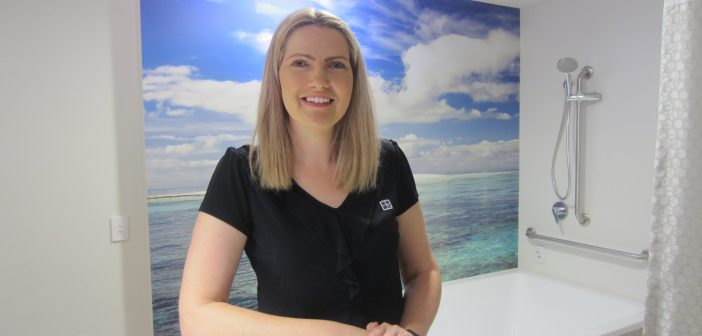Deanna Ward is one the finalists for the HESTA Australian Nursing and Midwifery Awards.