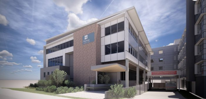 $40.5m expansion for Ipswich hospital