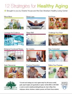 Healthy Aging Strategies
