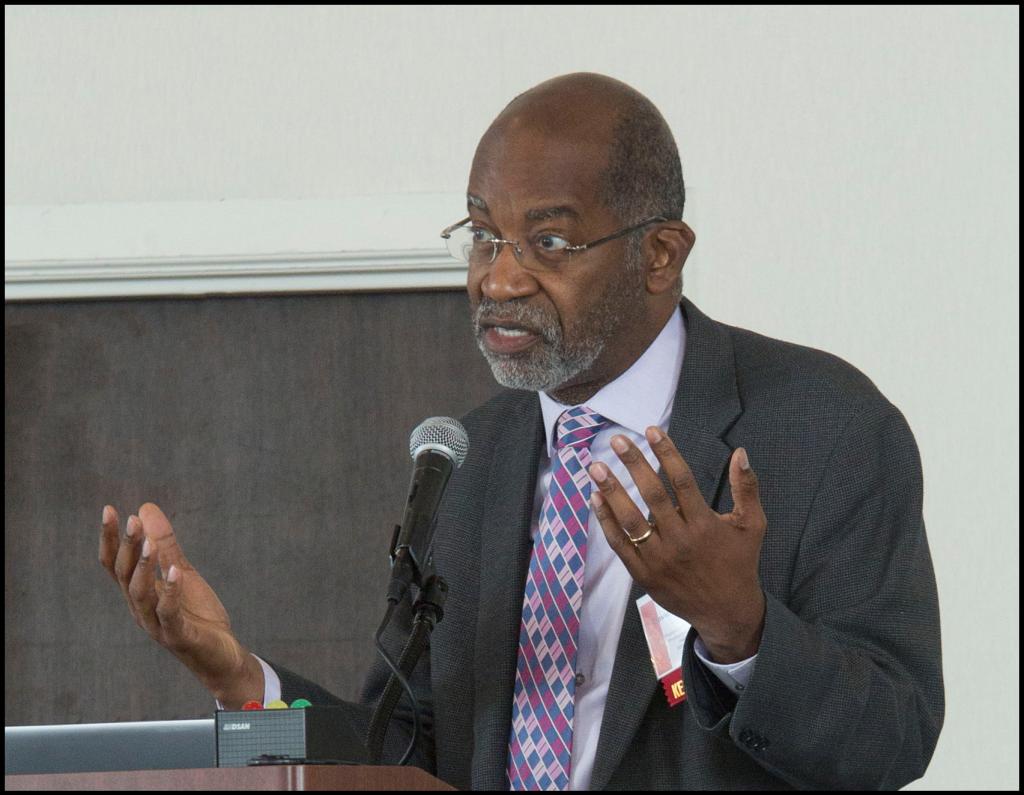 2017 OHDR Retreat Keynote Address by David R. Williams, Ph.D.