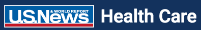 US News Health Care Logo