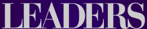 Leaders Magazine Logo