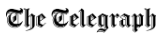 The Telegraph Logo, London