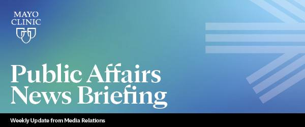 Public Affairs News Briefing