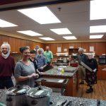 CT CIC staff serve meal at Ronald McDonald House