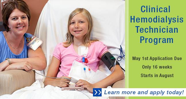 Clinical Hemodialysis Technician Program