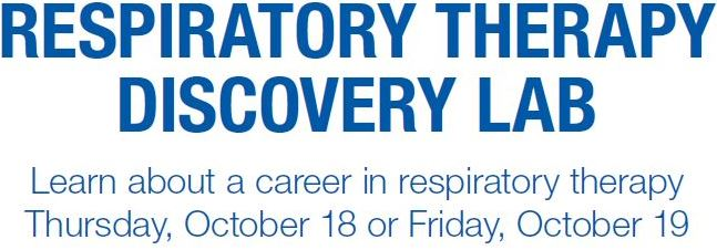 Respiratory Therapy Discovery Lab