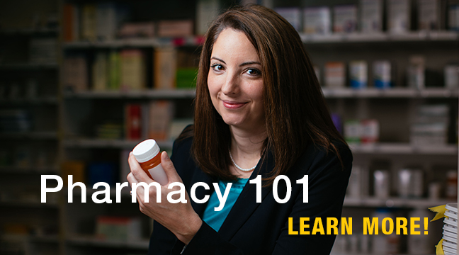 CA NEW BRAND Image Landscape Template Pharmacy 101