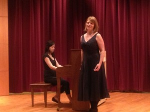 Elizabeth Hillebrand and Jessica Saw