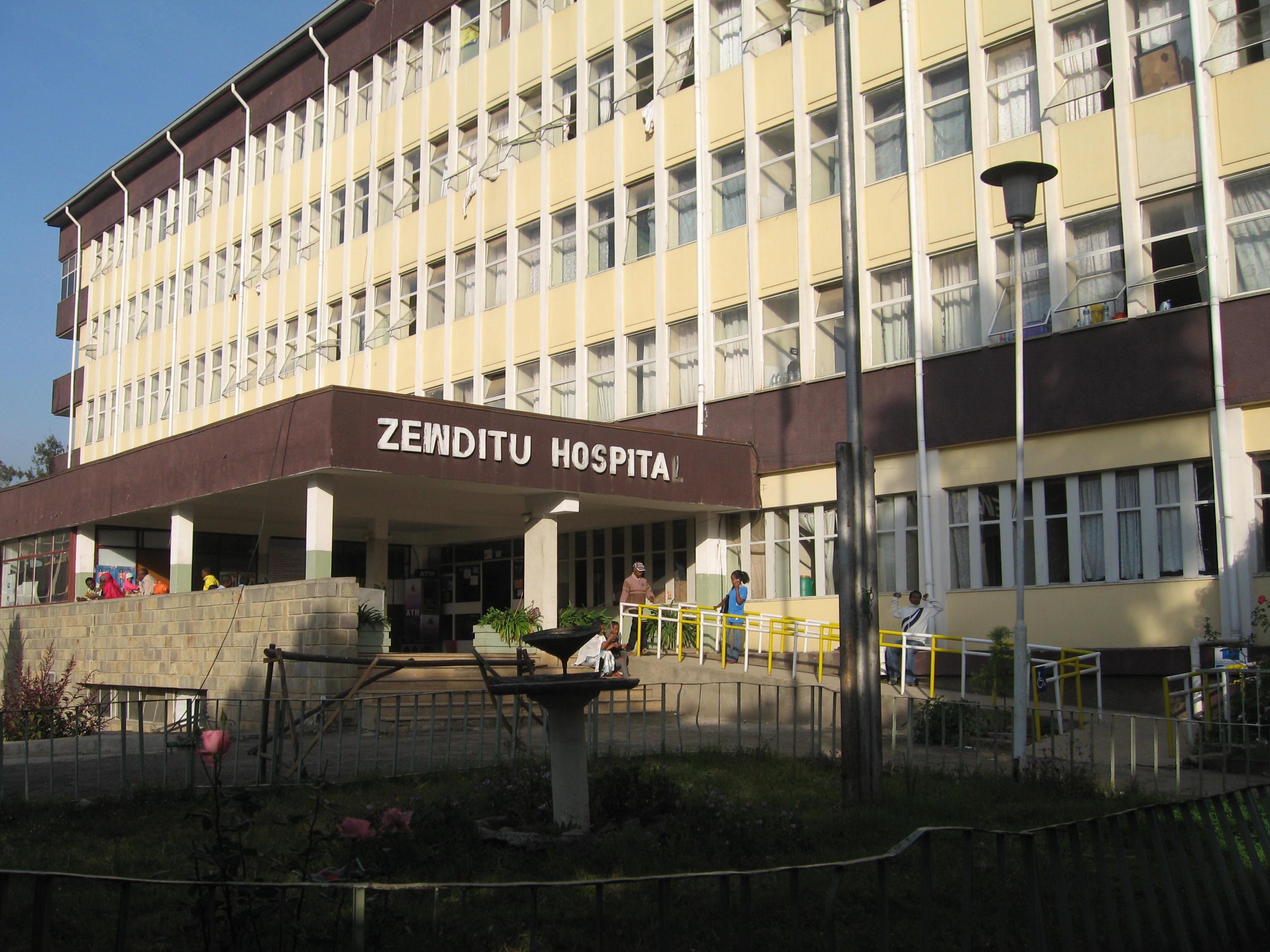 Zewditu Memorial Hospital