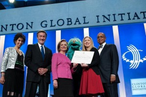 Clinton Global Initiative 2013 Partners