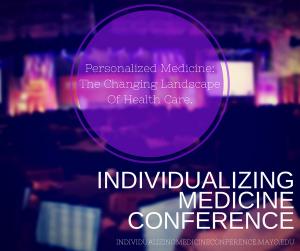 Individualizing Medicine conference 2014
