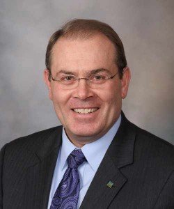 Dr. Charles Rosen, Mayo Clinic transplant surgeon