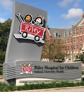 Katie worked in pediatric emergency medicine at Riley Hospital for Children in Indianapolis