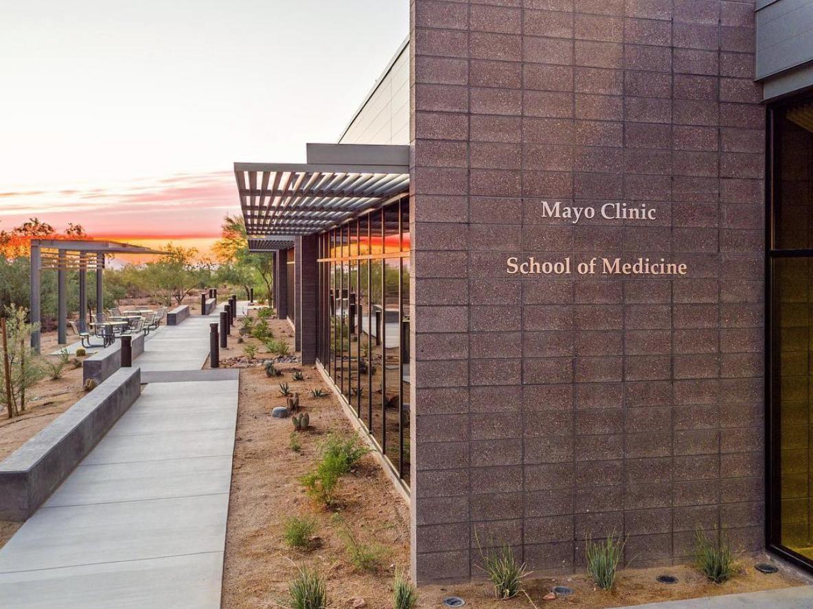 Beginnings in Arizona | Meet Mayo Med