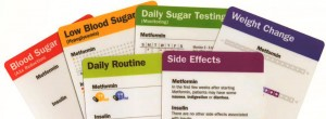 Diabetes Choice cards