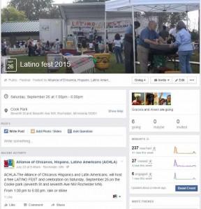 latino fest FB