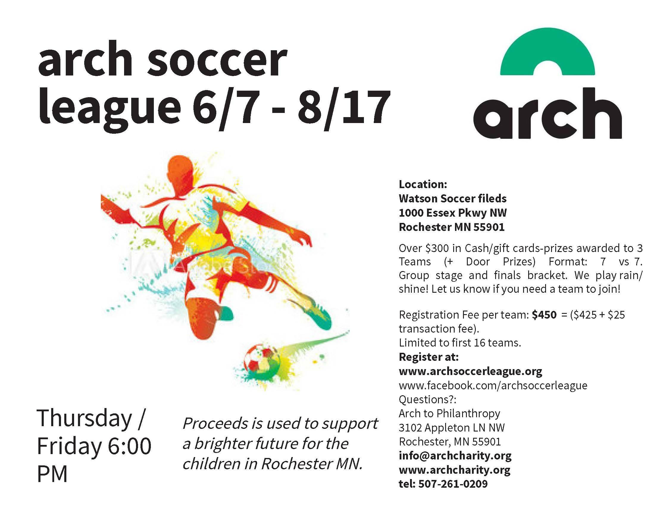 Arch Soccer League