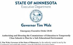 MN Executive Order
