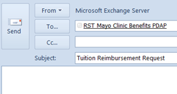 Tuition-Email