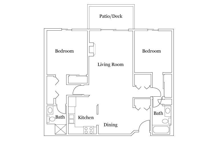 woodridge layout